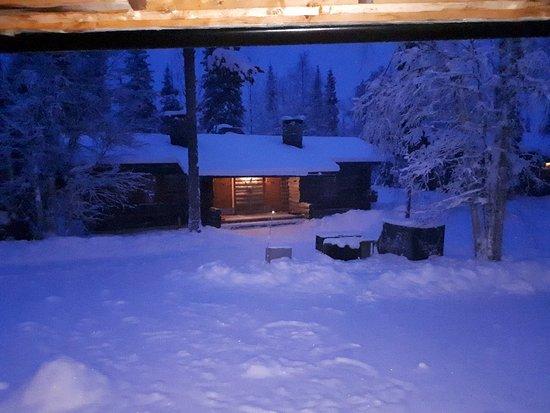 Luosto, Suomi: 20171208_091527_large.jpg