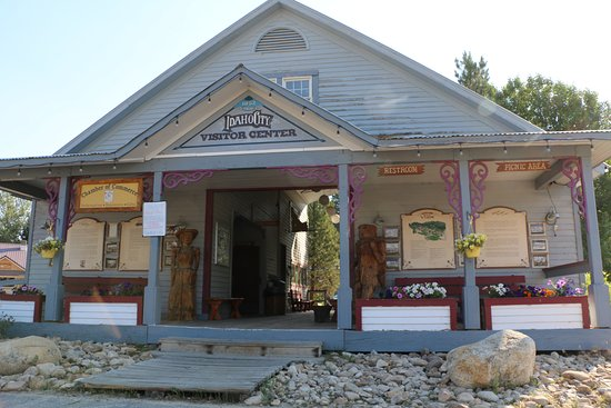 Idaho City, Айдахо: Visitor Center