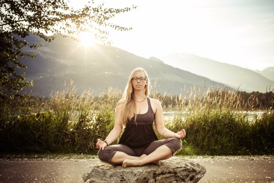Nelson, Kanada: Private yoga sessions are also available for groups and individuals.