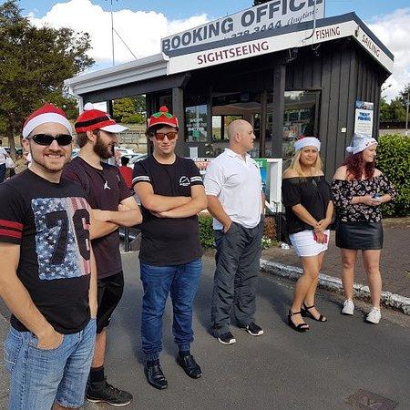Taupo, New Zealand: Christmas at the lake - King Honey