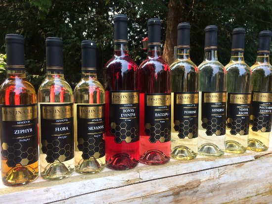 Langley, Canada: There's a mead for everyone!