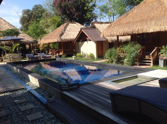 Gili Air, Indonésia: Peace in paradise