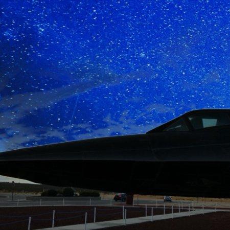 Palmdale, Californie : Blackbird airpark