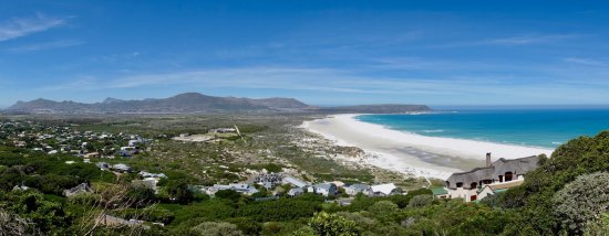 Hout Bay, Sudáfrica: Noordhoek Beach from the M6