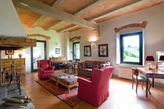 Barberino Val d'Elsa, Italy: second living room