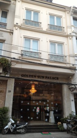Photo0 Jpg Picture Of Golden Sun Palace Hotel Hanoi Tripadvisor