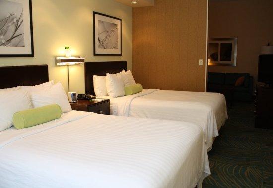 Morgantown, Wirginia Zachodnia: Guest room