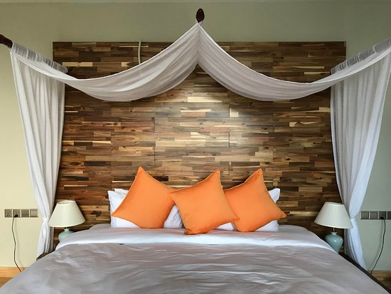 Langkawi District, Malaysia: Comfortable bed!