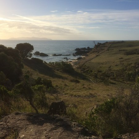 Swansea, Australia: A View From Up The Hill