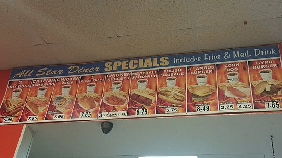 Romeoville, Илинойс: Hot food on cold days! Pick your favorite special. Great staff, good prices. Best diner in town!