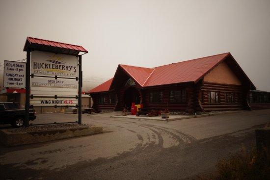 Invermere, Canadá: Huckleberry's Family Restaurant