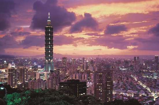 Taipei Night Tour inklusive Din Tai ...