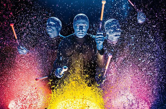 Blue Man Group Family-Friend Show at...