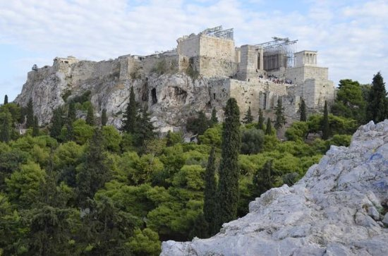 Ancient Athens Ruins and Markets...