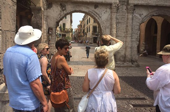 Verona Walking Tour: Verona Arena and...