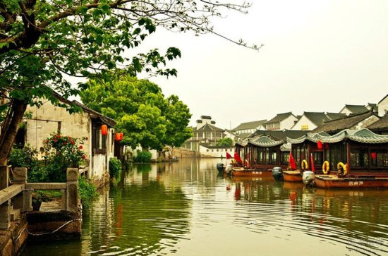 Private Tongli Town and Suzhou Garden...