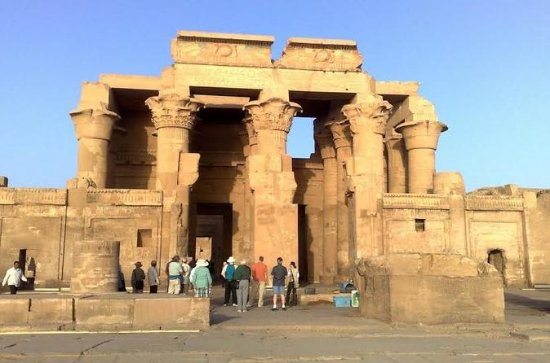 Luxor Edfu and Kom Ombo Temples...