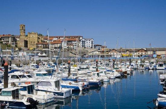 Full-day Basque Coast hop-on hop-off bus from San Sebastian