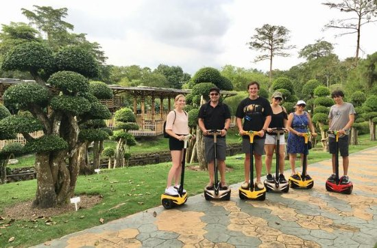 2 hour Small Group Segway Tour of...