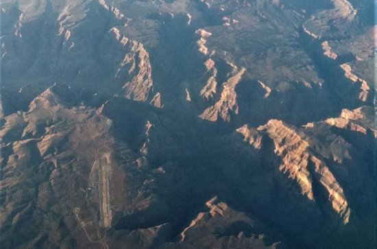 Grand Canyon West Rim Shuttle from Las Vegas