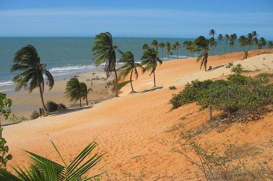 Praia da Lagoinha saindo de Fortaleza
