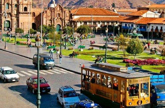 Recorrido por la ciudad de Cuzco