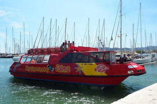 Palma City Sightseeing Boat