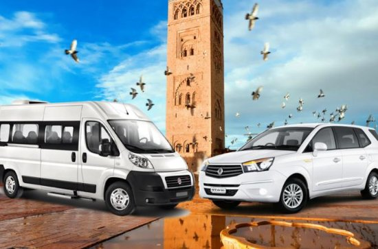 Private Marrakech Airport Transfer