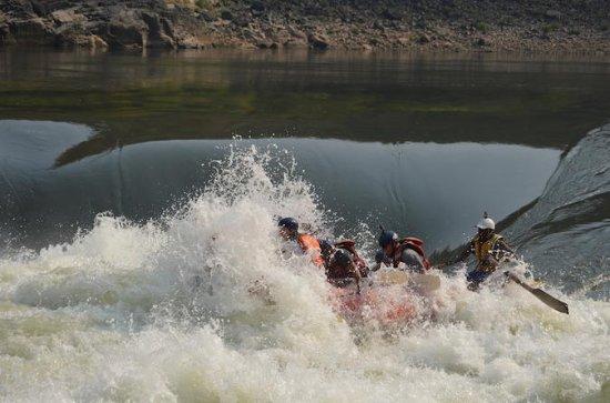 5 Days & 4 Nights Whitewater Rafting...