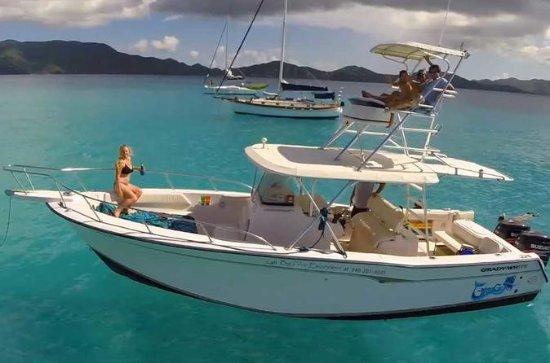 Excursions en bateau privé autour des...