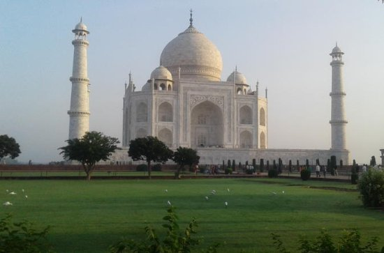 City Tour of Taj Mahal Sunrise and...