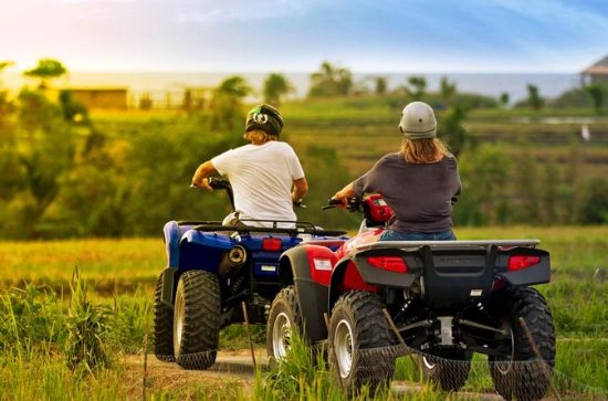 Bali Quad Bike Adventure with Ubud...