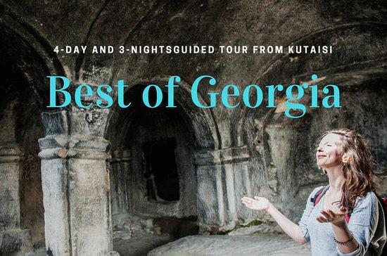 Le meilleur de Géorgie: visite guidée...