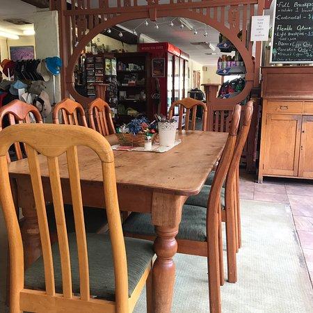 Glen Helen, Australië: Namatjira Gallery Restaurant