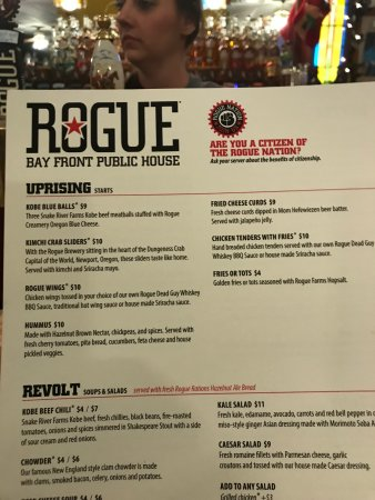 Rogue Ales Bayfront Public House Photo