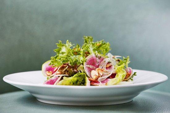 Garden Restaurant: Fresh from the garden
