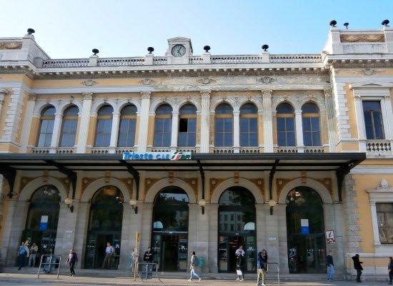 Trieste Centrale Railway Station
