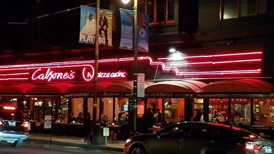 Calzone's Restaurant: 20171214_190924_large.jpg