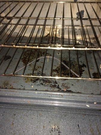 Mariposa, CA: oven