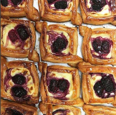 Foxton, New Zealand: BABCO pasteries