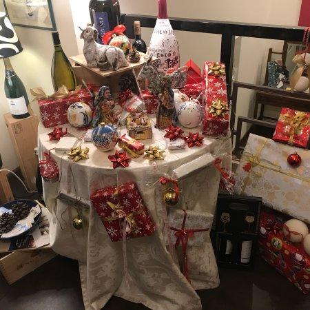Понте-Сан-Джованни, Италия: Addobbi natalizi