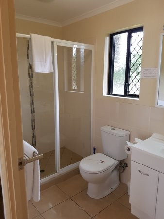 Chinchilla, Australia: Bathroom