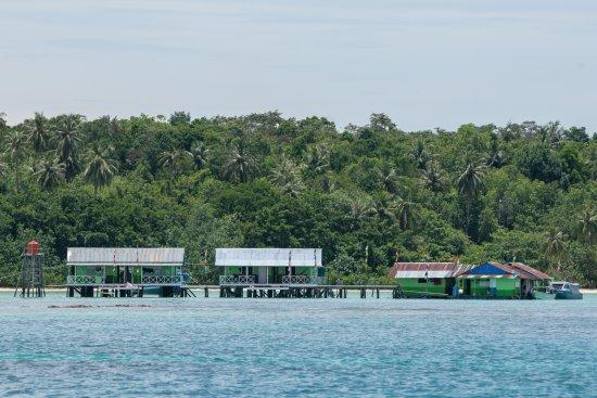The Floating Surf House Resort