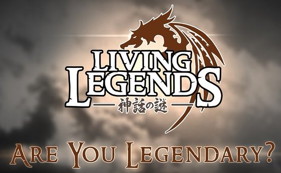 ‪Living Legends‬