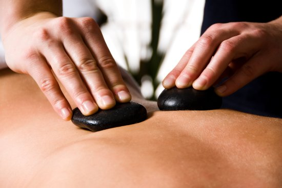 La Vie spa: Hot Stone Massage