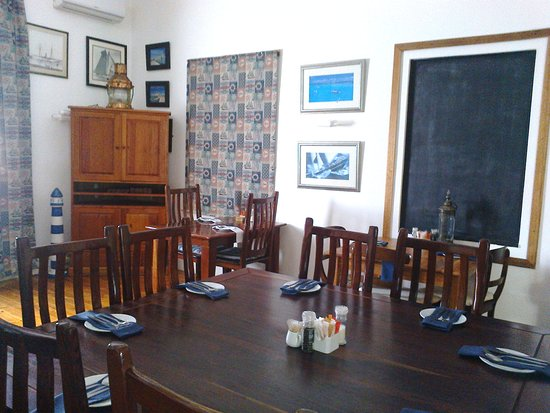 Tulbagh, South Africa: Dining room