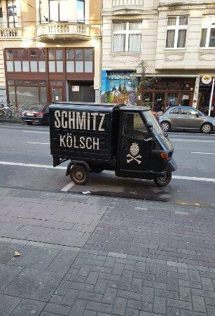advertising it 39 s schmitz k lsch salon schmitz k ln. Black Bedroom Furniture Sets. Home Design Ideas