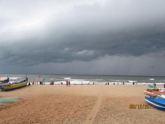Senhor Angelo Resort: Пляж