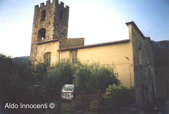 Pieve Santa Maria Assunta - Bacchereto
