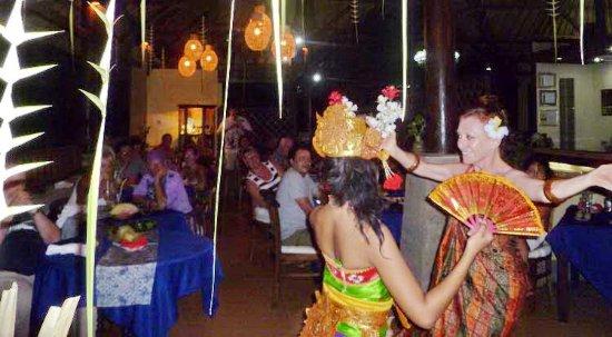 Medewi Bay Retreat: Balinese Dancers